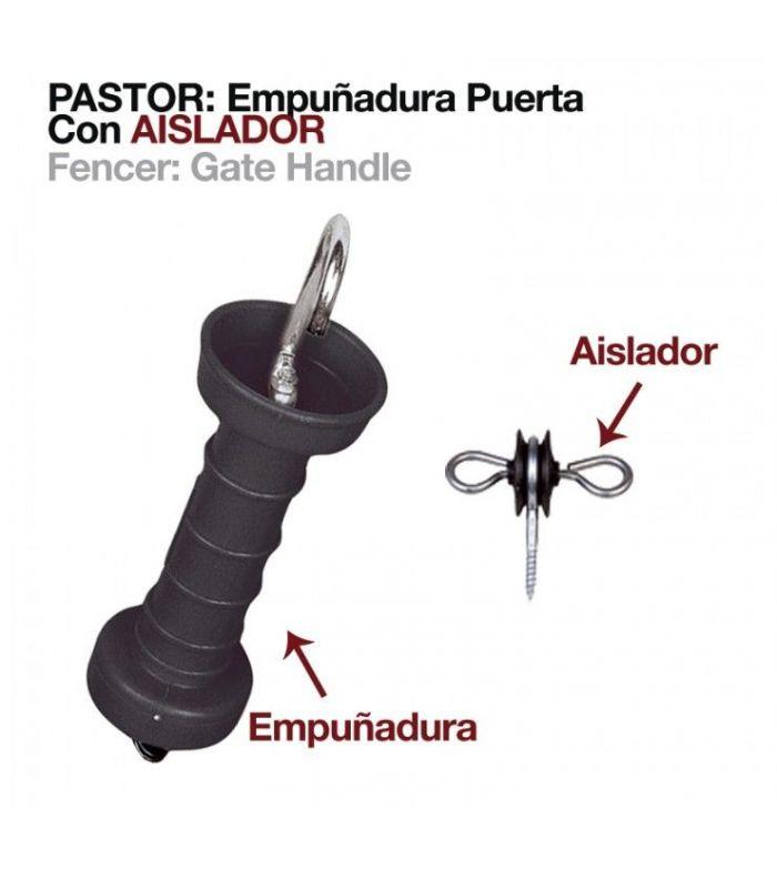 Pastor: EmpuÑAdura Puerta Con Aislador