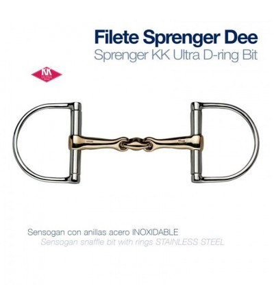 Filete HS Sprenger 3 Piezas D 40416