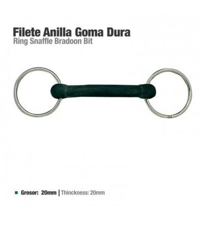 Filete Anilla Goma Dura 21301R