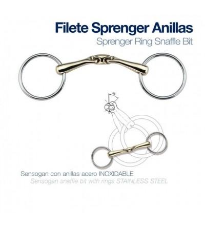 Filete HS Sprenger Anillas 40606
