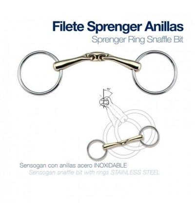 Filete HS Sprenger Anillas 40605