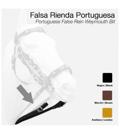Falsa-Rienda Portuguesa Castecus