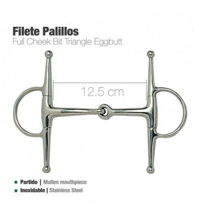 Filete Palillos Inoxidable 21538T 12.5 cm
