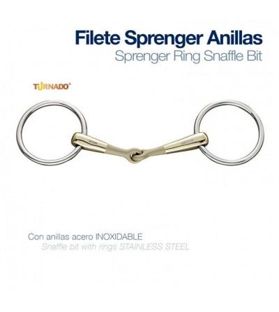 Filete Hs-Sprenger Anillas 40588 Turnado