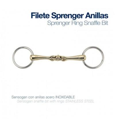 Filete Hs-Sprenger Anillas 3 Piezas 40226