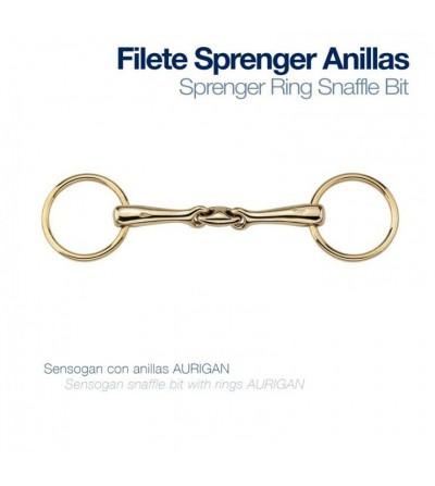 Filete Hs-Sprenger Anillas 40224