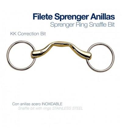 Filete Hs-Sprenger Anillas 40502