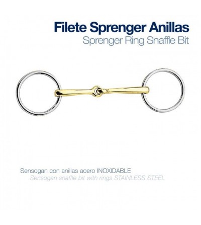 Filete Hs-Sprenger Anillas 40212
