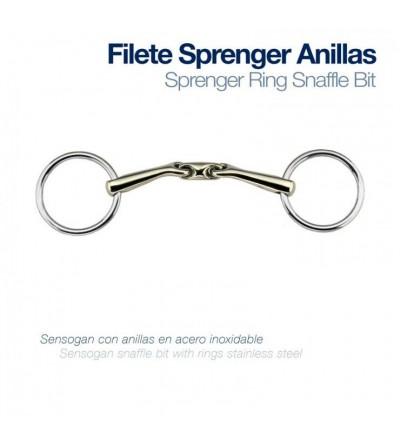 Filete Hs-Sprenger 3 Piezas Anillas 40200