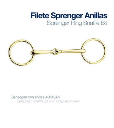 Filete Hs-Sprenger Anillas 40212-1