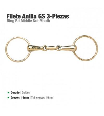 Filete Anillas G.S. 3 Piezas D3761