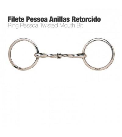 Filete Pessoa Embocadura Retorcida 10070200-1