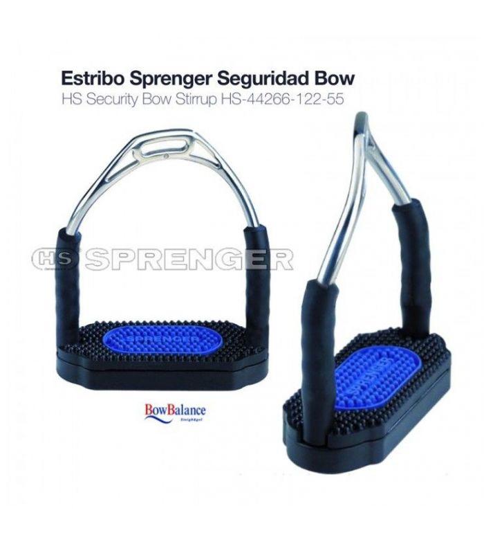 Estribo Hs-Sprenger Seguridad Bow Balance