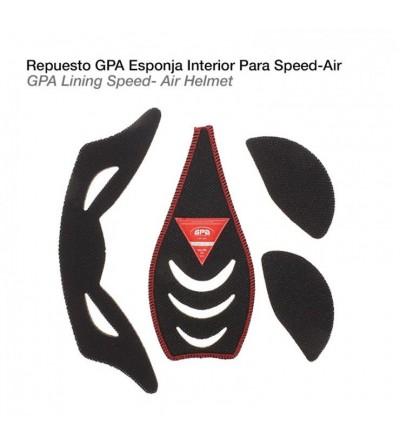 Casco-Gpa Repuesto Esponja Interior Speed-Air