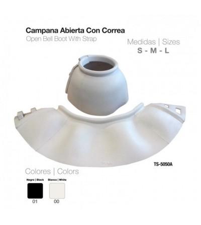 Campana Abierta con Correa TS-5050A