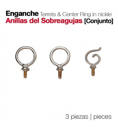 Enganche-Anillas Sobreagujas (Conjunto)