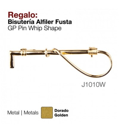 Alfiler Fusta J1010W