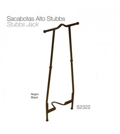 Sacabotas Alto Stubbs S2322 Negro