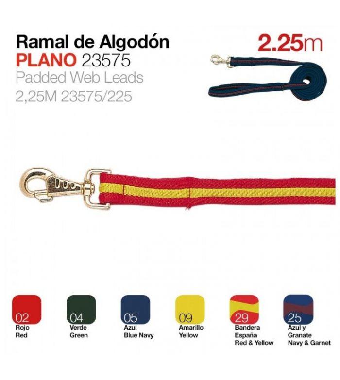 Ramal Algodón Plano 23575 2.25 m