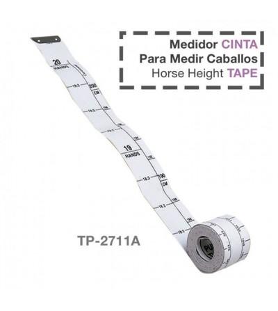 Medidor Cinta Para Medir Caballos Tp-2711A