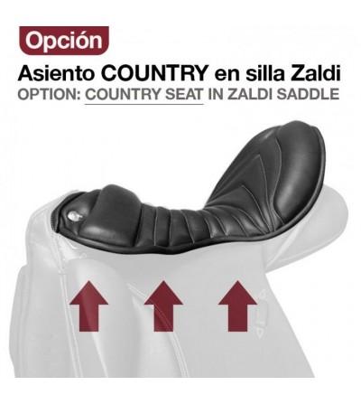 Asiento Country en Silla Zaldi