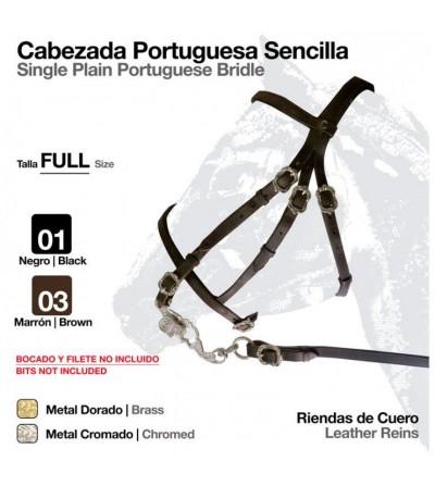 Cabezada Portuguesa Sencilla