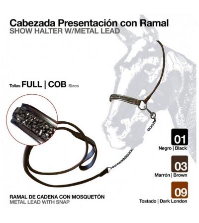 Cabezada Presentación con Ramal Deluxe