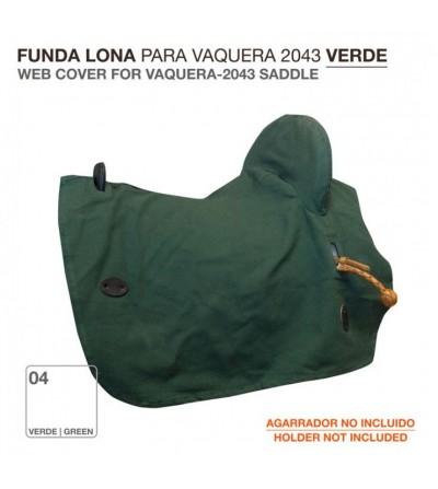 Funda Lona para Silla Vaquera Eco 2043 Verde