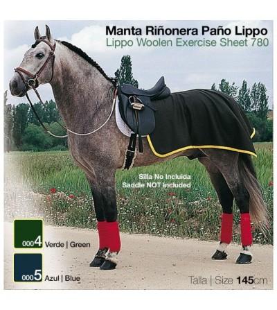 Manta Riñonera Paño Lippo 780