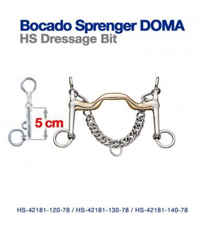 Bocado Sprenger Doma HS-42181