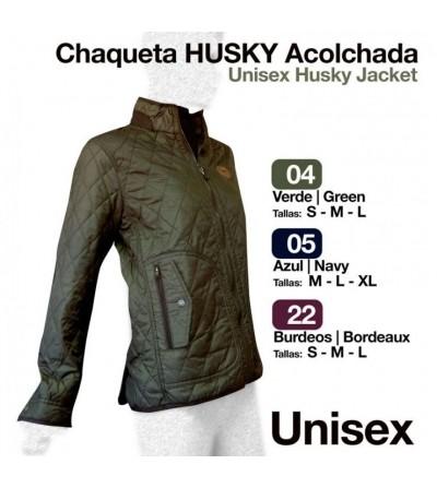 Chaqueta Husky Acolchada Unisex