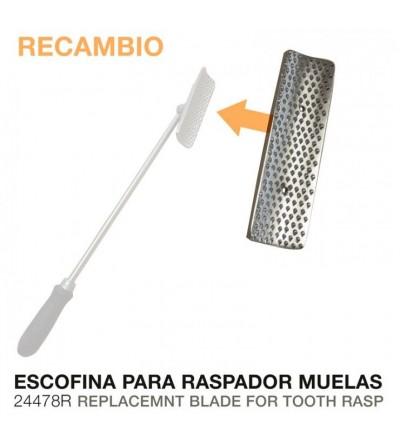 Raspador Muelas Escofina 24478R