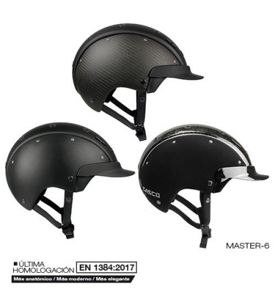 Casco de Equitación CAS CO Master 6 Dressage