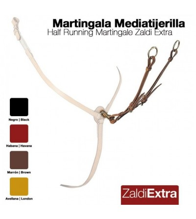 Martingala Media-Tijerilla Zaldi Extra