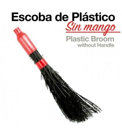 Escoba de Plástico sin Mango