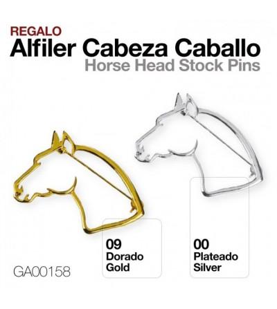Regalo Alfiler Cabeza Caballo GA00158
