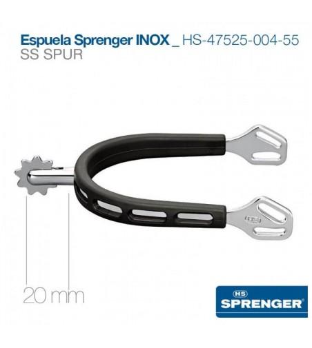 Espuela Sprenger Inoxidable Hs-47525-004-55