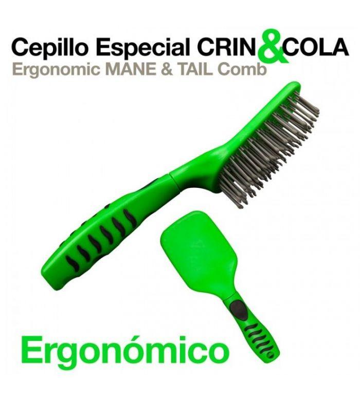 Cepillo Especial Crin & Cola AG00211C