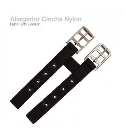 Cincha Alargador de NYLON 1814 Negro