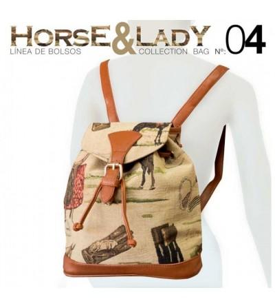 Bolso Colección Horse & Lady nº4