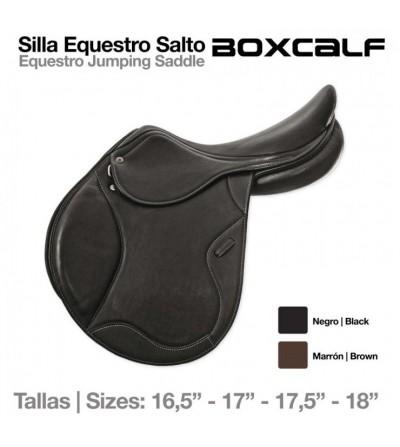 Silla de Salto Equestro Boxcalf