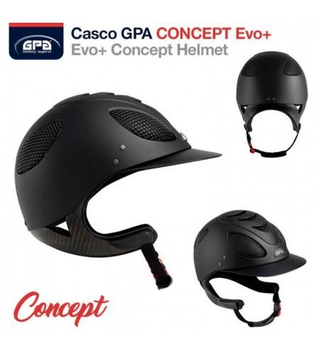 Casco GPA Concept EVO+