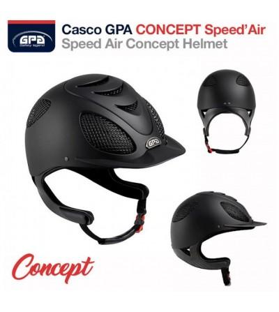 Casco GPA Concept SPEED´AIR