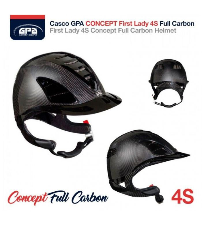Casco GPA Concept First Lady 4S Full Carbon