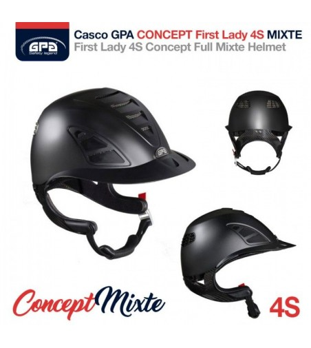 Casco GPA Concept First Lady 4S MIXTE