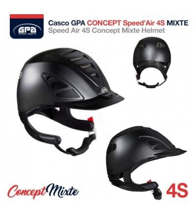Casco GPA Concept Speed Air 4S MIXTE
