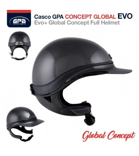 Casco GPA Concept Global EVO