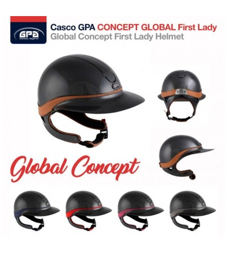 Casco GPA Concept Global First Lady