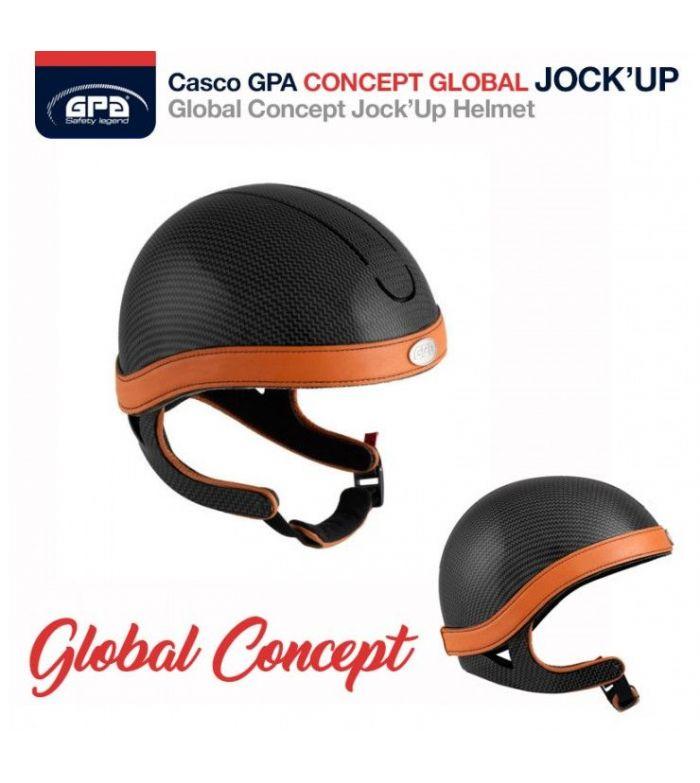 Casco GPA Concept Global Jock´Up