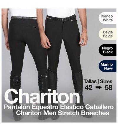 Pantalón Equestro Elástico Caballero Chariton